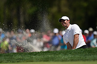 Rory McIlroy (NIR) on the 11th green during the 3rd round at the PGA Championship 2019, Beth Page Black, New York, USA. 18/05/2019.<br /> Picture Fran Caffrey / Golffile.ie<br /> <br /> All photo usage must carry mandatory copyright credit (© Golffile | Fran Caffrey)