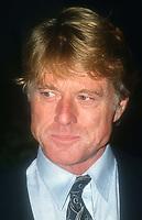 Robert Redford 1990<br /> Photo By John Barrett/PHOTOlink