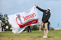 Jennian Homes Charles Tour Autex Muriwai Open, Muriwai Links Golf Course, Muriwai, Auckland, New Zealand,Friday 13 April 2018. Photo: Simon Watts/www.bwmedia.co.nz