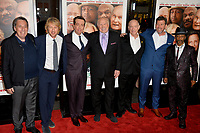 Ivan Reitman, Owen Wilson, Ed Helms, Terry Bradshaw, J.K. Simmons &amp; Katt Williams at the world premiere of &quot;Father Figures&quot; at the TCL Chinese Theatre, Hollywood, USA 13 Dec. 2017<br /> Picture: Paul Smith/Featureflash/SilverHub 0208 004 5359 sales@silverhubmedia.com