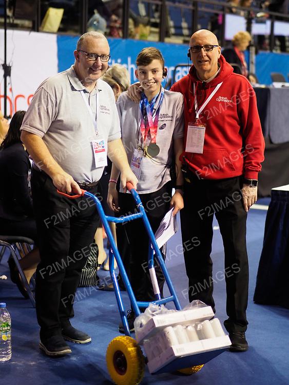 British Championships Sunday 2018