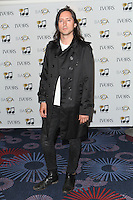 Carl Barat  arriving for the 59th Ivor Novello Awards, at the Grosvenor House Hotel, London. 22/05/2014 Picture by: Alexandra Glen / Featureflash