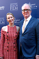 LOS ANGELES - NOV 3:  Carrie Coon, Tracy Letts at the Newport Beach Film Festival Honors Featuring Variety 10 Actors To Watch at The Resort at Pelican Hil on November 3, 2019 in Newport Beach, CA