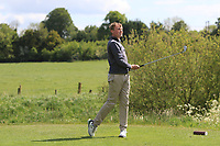 William Eickholt (Portmarnock) on the 5th tee during Round 4 of the Ulster Stroke Play Championship at Galgorm Castle Golf Club, Ballymena, Northern Ireland. 28/05/19<br /> <br /> Picture: Thos Caffrey / Golffile<br /> <br /> All photos usage must carry mandatory copyright credit (© Golffile | Thos Caffrey)
