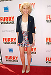 Chelsie Staub at the Summit Entertainment L.A. Premiere of Furry Vengeance held at The Bruin Theatre in Westwood, California on April 18,2010                                                                   Copyright 2010  DVS / RockinExposures
