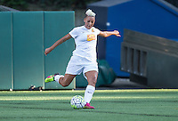 Seattle, WA - Saturday July 16, 2016: Lianne Sanderson during a regular season National Women's Soccer League (NWSL) match between the Seattle Reign FC and the Western New York Flash at Memorial Stadium.