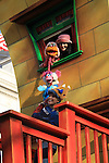 Sesame Street actors at the 86th Annual Macy's Thanksgiving Day Parade on November 22, 2012 in New York City, New York. (Photo by Sue Coflin/Max Photos)