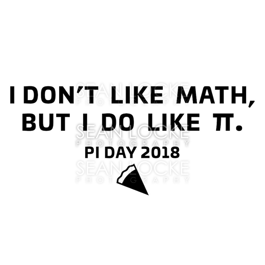 PI Day design, good for t-shirt or other product usage.<br />