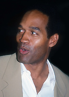 OJ Simpson 1992<br /> John Barrett/PHOTOlink.net