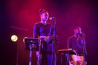 AUG 05 Anais performing at Nile Rodgers' Meltdown, UK