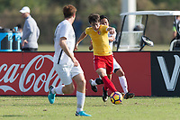 LAKEWOOD RANCH, FL - December 4, 2017: U-16/17 Pateadores vs. Chargers Soccer Club. The 2017 Development Academy Winter Showcase at Premier Sports Campus.