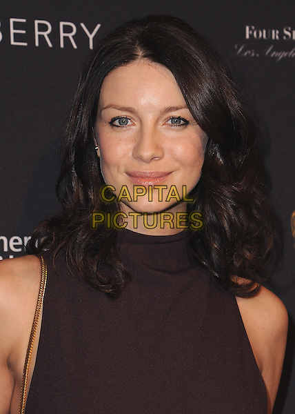 BEVERLY HILLS, CA - JANUARY 10:  Caitriona Balfe at the BAFTA Los Angeles 2015 Awards Season Tea Party at The Four Seasons of Beverly Hills on January 10, 2015 in Beverly Hills, California. <br /> CAP/MPI/SKPG<br /> &copy;SKPG/MediaPunch/Capital Pictures
