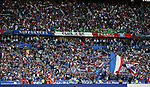 France's home end during the Friendly match at Stade De France Stadium, Paris Picture date 13th June 2017. Picture credit should read: David Klein/Sportimage