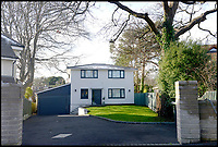 BNPS.co.uk (01202 558833)<br /> Pic: RogerArbon/BNPS<br /> <br /> The property in upmarket Canford Cliffs, Poole, Dorset.<br /> <br /> A wealthy homeowner who destroyed a protected tree that was blocking the light on his new balcony has been ordered to pay out nearly £40,000.<br /> <br /> In the first case of its kind in Britain, Samuel Wilson was told he must reimburse the taxpayer £21,000 - the amount his illegal act added to the value of his £1m property.<br /> <br /> He was also fined £1,200 and ordered to pay £15,000 costs.<br /> <br /> Wilson, 40, added a new Juliet balcony to the master bedroom of his luxury home in Canford Cliffs in Poole, Dorset, only to realise he 42ft oak left it in the shade.