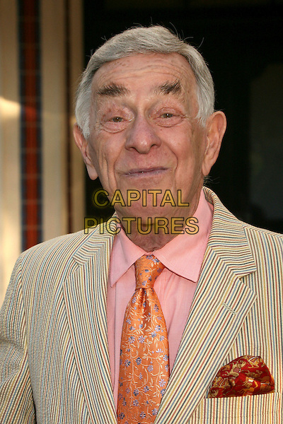 "SHELLEY BERMAN.Mort Sahl's 80th Birthday ""Sahl-ute"" at the Wadsworth Theatre,Brentwood, California, USA, 28 June 2007..portrait headshot.CAP/ADM/BP.©Byron Purvis/AdMedia/Capital Pictures."
