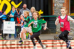Ava Mai Carmody Spa-Fenit-Barrow competing in the u10 200m  at the Kerry Community games finals in Castleisland on  Saturday