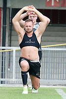 Picture by David Neilson/SWpix.com/PhotosportNZ - 09/02/2018 - Rugby League - Betfred Super League - Wigan Warriors v Hull FC - Captain's Run - WIN Stadium, Wollongong, Australia - Liam Watts.
