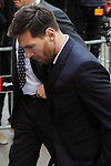 Barcelona's Leo Messi Testifies in fraud Case.