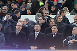 08.01.2014 Barcelona, Spain. Spanish Cup.