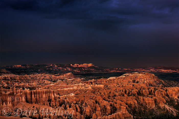 730750029 a rainbow forms over the hoodoos of silent city during a clearing monsoon summer rainstorm in bryce canyon national park utah united states
