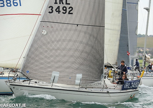 Derek & Conor Dillon's Dehler 34 Big Deal from Foynes