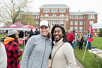 International Fiesta 2018, on the Drill Field.<br />  (photo by Megan Bean / &copy; Mississippi State University)