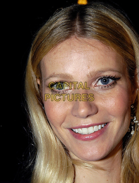 "GWYNETH PALTROW                    .The Times BFI London Film Festival: ""Proof"" - screening at Odeon West End, WC2, London, UK..October 22nd, 2005.Ref: IA.headshot portrait.www.capitalpictures.com.sales@capitalpictures.com.©Capital Pictures"