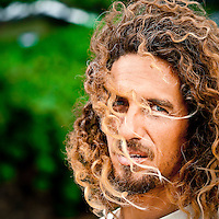 North Shore/Oahu/Hawaii (Monday, December 12, 2011)Rob Machado (USA).   – Herbie Fletcher's Wave Warriors assembled at Off The Wall this afternoon to do a 2011 photo shoot. The shot was replicating a photo take in the 80's. Today's shoot included surfer such as Kelly Slater (USA), Rob Machado (USA), Nathan Fletcher (USA),  Christian Fletcher (USA), Julian Wilson (AUS) and John John Flores (HAW) among a host of others.. Photo: joliphotos.com