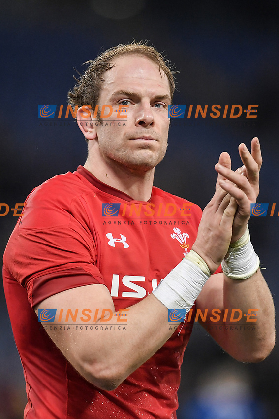Alunn Wyn Jones Wales.<br /> Roma 9-02-2019 Stadio Olimpico<br /> Rugby Six Nations tournament 2019  <br /> Italy - Wales <br /> Foto Antonietta Baldassarre / Insidefoto