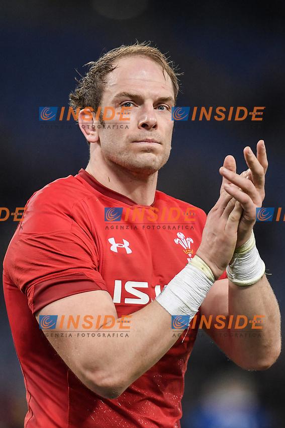 Alunn Wyn Jones Wales.<br /> Roma 9-02-2019 Stadio Olimpico<br /> Rugby Six Nations tournament 2019  <br /> Italy - Wales <br /> Foto Antonietta Baldassarre / Insidefoto