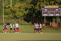 Nashville, Tennessee - Monday, June 29, 2015: The USMNT train in preparation for the Gold Cup at Lipscomb University.