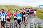 Away they go at the Banna 5 and 10k race on Sunday morning.