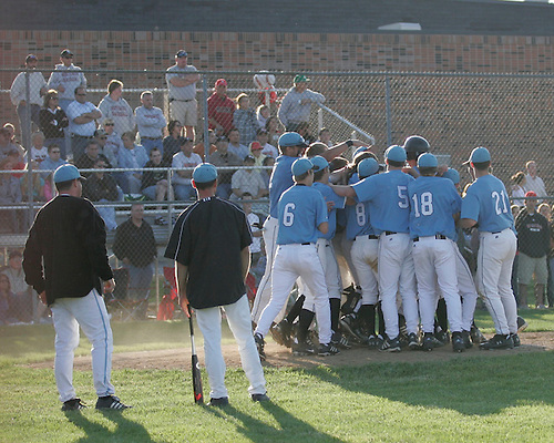 St. Joe (6) vs. Northwood (4).Regional Championship