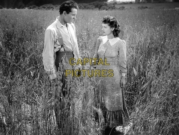 Henry Fonda & Rochelle Hudson .in Way Down East.*Filmstill - Editorial Use Only*.CAP/PLF.Supplied by Capital Pictures.