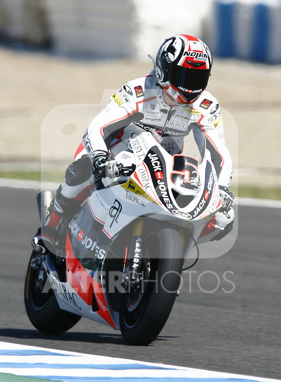MOTOCICLISMO - G.P. ESPAÑA - JEREZ DE LA FRONTERA - 2/5/2010 - MOTO2 - JOAN OLIVE