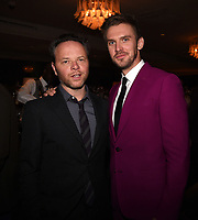 "LOS ANGELES, CA - APRIL 2: Creator/Executive Producer/Writer/Director Noah Hawley and Dan Stevens attend the party for the season two premiere of FX's ""Legion"" at the Soho House on April 2, 2018 in Los Angeles, California. (Photo by Frank Micelotta/FX/PictureGroup)"