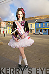 Dervla Donnegan from Cahersiveen will be competing in the World Championships in Killarney on the 15th April in the INEC, Dervla recently won  the Cork/Kerry Traditional Cup Set Dance Championship.