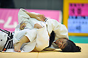 (L to R) Tamami Yamazaki (-48kg), Yuumi Asaka (-48kg), NOVEMBER 13, 2011 - Judo : Kodokan Cup 2011, Women's Women's -48kg category final at Chiba Port Arena, Chiba, Japan. (Photo by Jun Tsukida/AFLO SPORT) [0003]