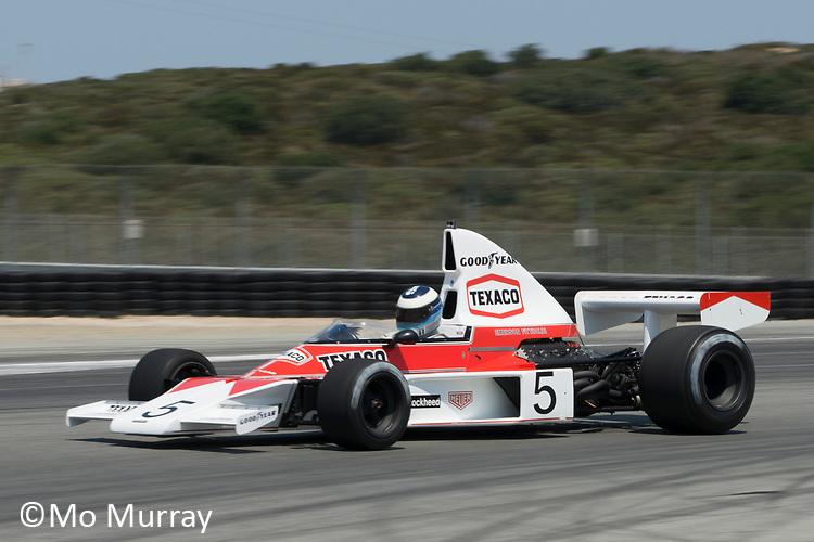Mika Hakkinen McLaren M23