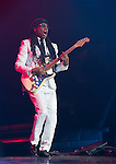 NEW ORLEANS, LA - JULY 4: Niles Rogers performs during the 2014 Essence Music Festival at the Mercedes-Benz Superdome on July 4, 2014 in New Orleans, Louisiana. Photo Credit: Morris Melvin / Retna Ltd.