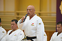 Isoya Inoue (JPN), <br /> JULY 27, 2016 - Judo : <br /> Japan national team Send-off Party for Rio Olympic Games 2016 <br /> &amp; Paralympic Games <br /> at Kodokan, Tokyo, Japan. <br /> (Photo by AFLO SPORT)