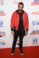 LONDON, UK. December 3, 2016: Craig David at the Jingle Bell Ball 2016 at the O2 Arena, Greenwich, London.<br /> Picture: Steve Vas/Featureflash/SilverHub 0208 004 5359/ 07711 972644 Editors@silverhubmedia.com