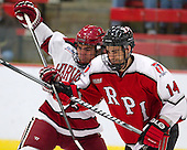 Marshall Everson (Harvard - 21), Greg Burgdoerfer (RPI - 14) - The Harvard University Crimson defeated the visiting Rensselaer Polytechnic Institute Engineers 4-0 (EN) on Saturday, November 10, 2012, at Bright Hockey Center in Boston, Massachusetts.