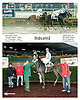 Indicated winning at Delaware Park on 11/3/06