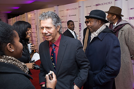 Slug: 2011 BET Honors.Date: 01-16-2011.Photographer: Mark Finkenstaedt.Location:  Wagner Theater, Washington DC.Caption:  2010 BET Honors - Wagner Theater Washington DC.CHICK COREA.