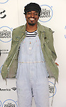 Andre 3000 arriving at the 30th Film Independent Spirit Awards 2015 held at Santa Monica Beach CA. February 21, 2015
