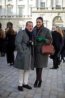 Scott Schuman and Garance Dore