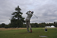 Cormac Sharvin (IRL) on the 9th tee during Round 1 of the Bridgestone Challenge 2017 at the Luton Hoo Hotel Golf &amp; Spa, Luton, Bedfordshire, England. 07/09/2017<br /> Picture: Golffile | Thos Caffrey<br /> <br /> <br /> All photo usage must carry mandatory copyright credit     (&copy; Golffile | Thos Caffrey)