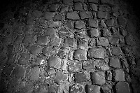 most gruesome cobbles of the whole race can be found on the Carrefour de l'Arbre<br /> <br /> 2014 Paris-Roubaix reconnaissance
