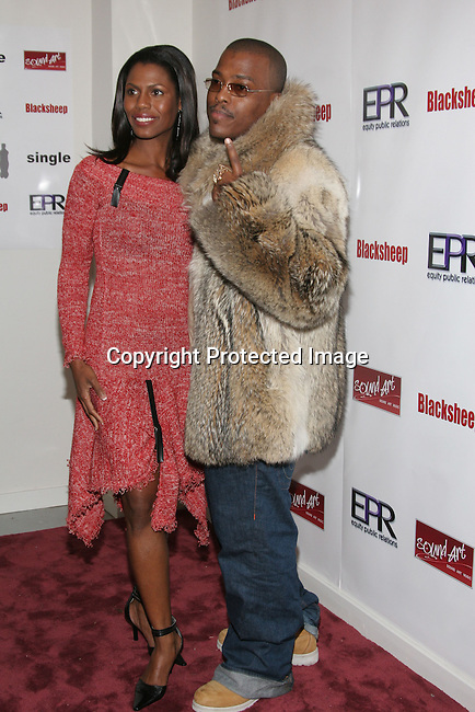 Omarosa Manigault-Stallworth &amp; won-g<br />
